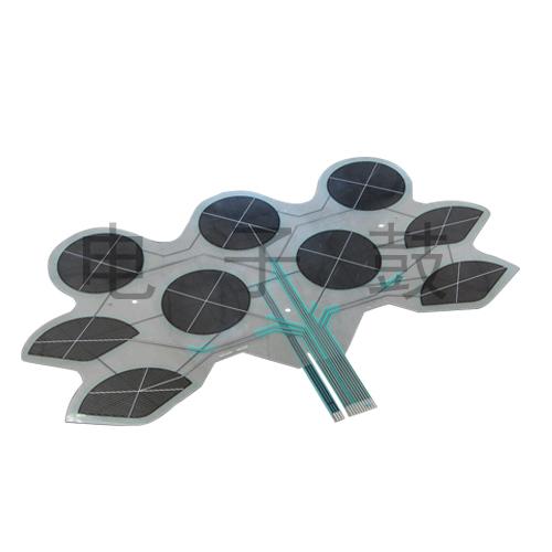 银加碳电子鼓导电膜